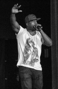 Talib Kweli at Chicago's City Winery on June 2, 2016