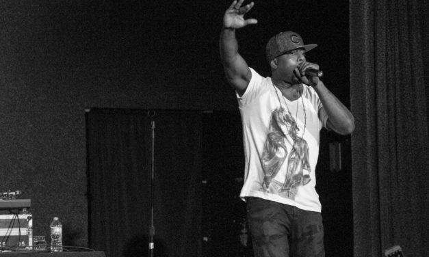 Talib Kweli's Exclusive Show at City Winery