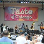 The Roots Rock Taste of Chicago with Empire Stars