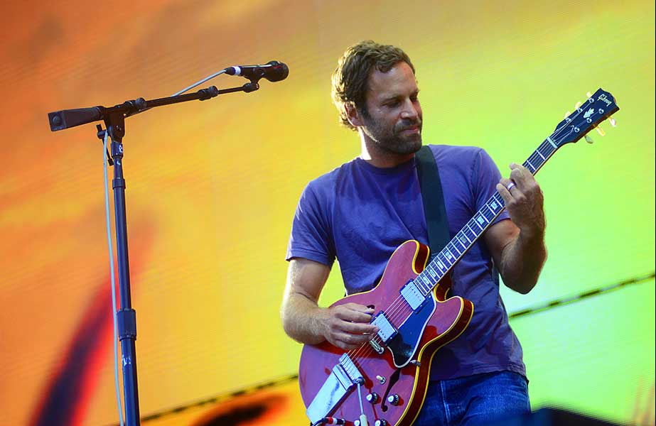 Jack Johnson - FarmAid 2015
