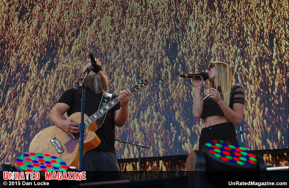 Jamey Johnson - FarmAid 2015
