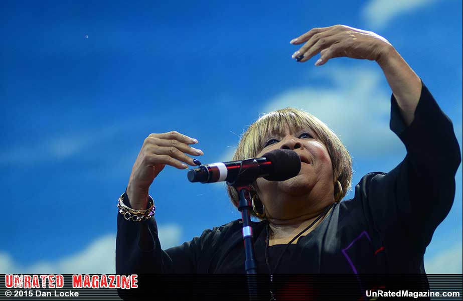 Mavis Staples - FarmAid 2015