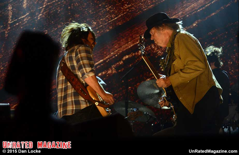 Neil Young – FarmAid 30