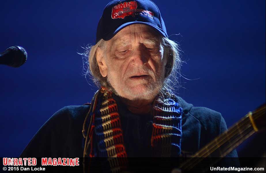 Willie Nelson – FarmAid 30