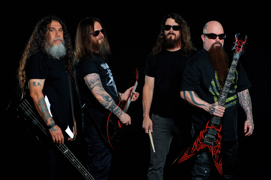 Slayer – Interview with Paul Bostaph