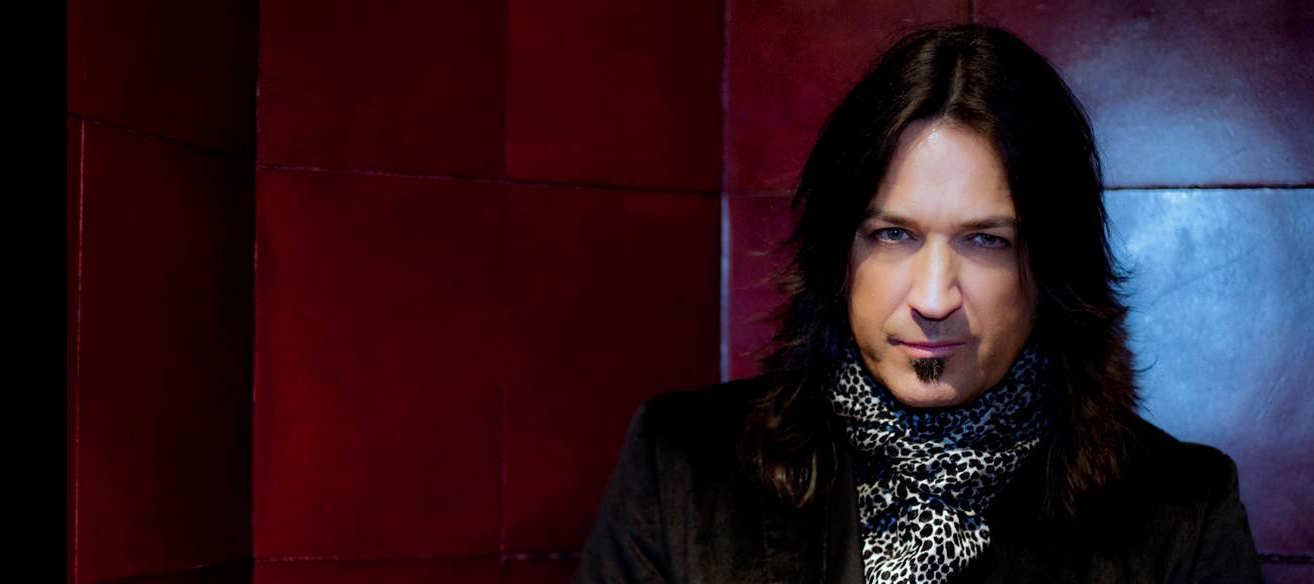 Michael Sweet of Stryper (Big 3 Records, 2016)