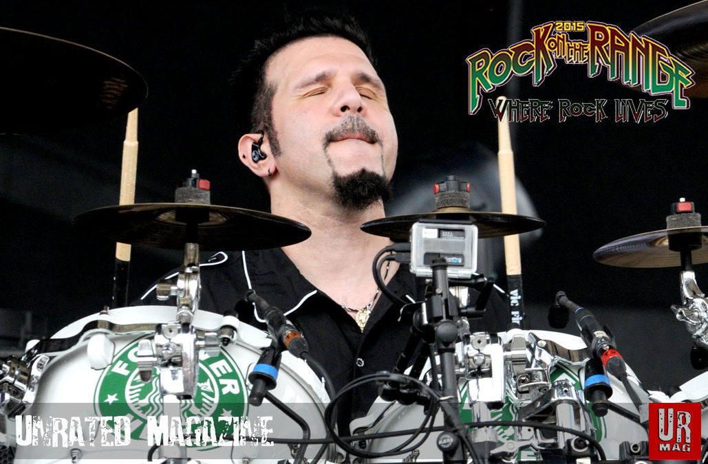 Not just about comics anymore – an interview with Charlie Benante of Anthrax