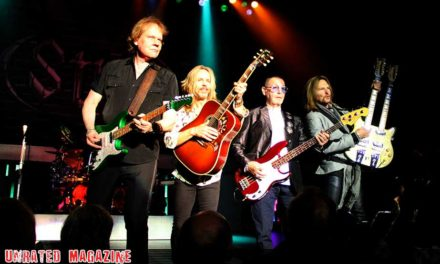 STYX Perform at the Genesee Theatre, Waukegan, IL, USA