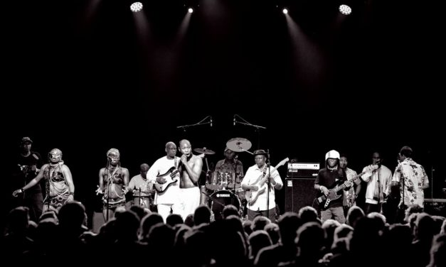 Seun Kuti and Egypt 80 Old Town School Brings In A African Legend to Chicago