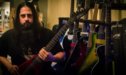 Andres Lecaros: Interview with a Guitar Tech