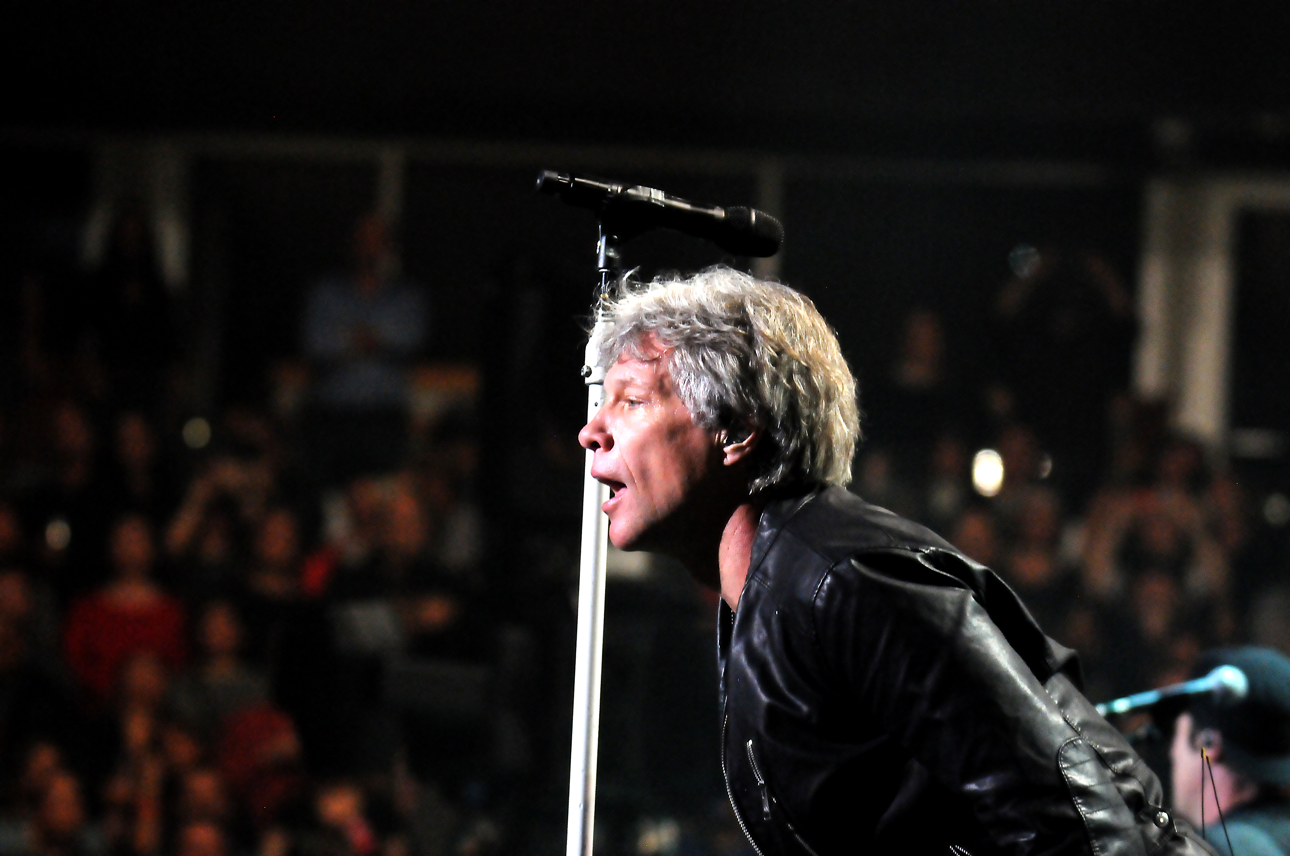 "Bon Jovi visit Chicago for the ""This House Is Not For Sale"" Tour at United Center, Chicago, IL on Sunday, March 26, 2017"