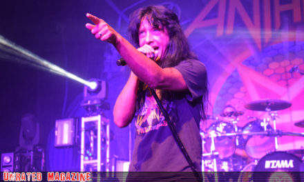Anthrax, Killswitch Engage, The Devil Wears Prada and Code Orange on Killthrax Tour 2017