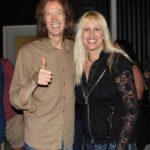 Anita Maree Brodersen with Gary Pihl
