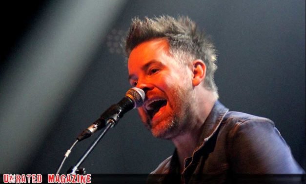 David Cook Gives Chicago the Heartbreak At Lincoln Hall, Chicago