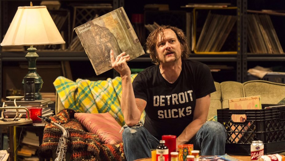 """How To Be A Rock Critic"" by Jessica Blank and  Erick Jensen at Steppenwolf Theater, Chicago, IL"