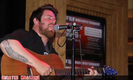 "Lee DeWyze: ""The Breakdown"" hits Aurora, IL!"