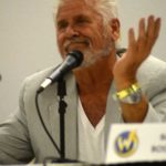 Barry Bostwick at Wizard World, Columbus, OH, Aug 05, 2017 by Dan Locke