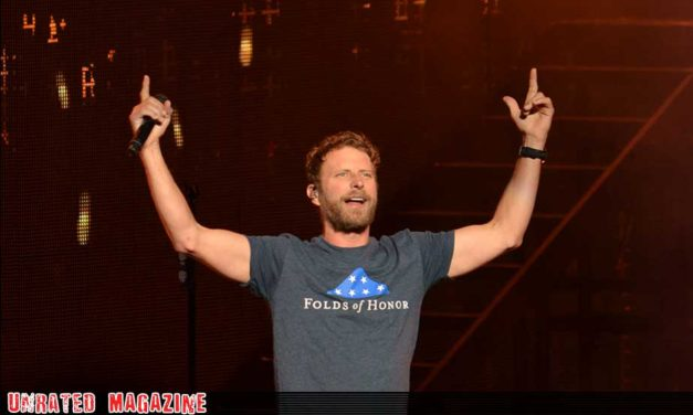 Dierks Bentley What The Hell World Tour