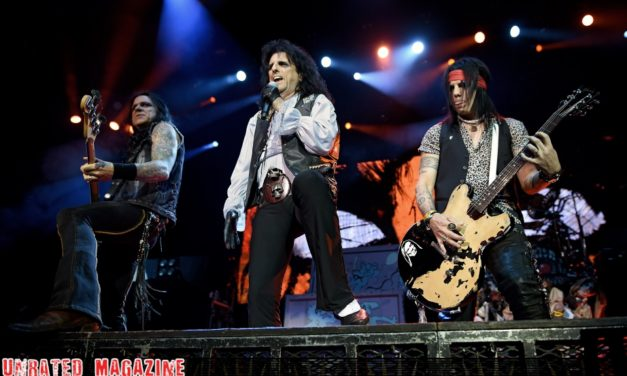 Alice Cooper and Deep Purple Together in Concert @BB&T Pavilion Camden, New Jersey