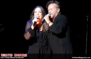 John Mellencamp with Carlene Carter