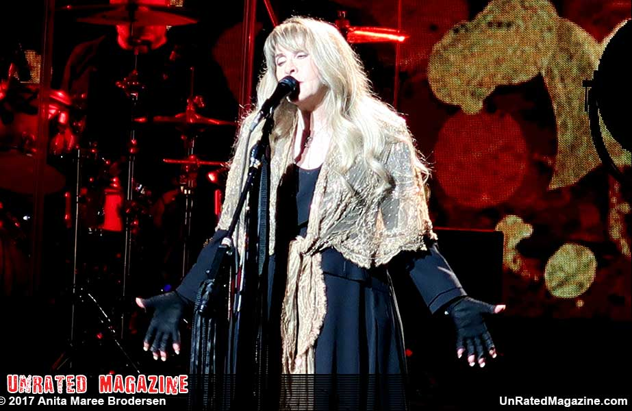 Stevie Nicks Sparkled and Rocked a Little at Ravinia