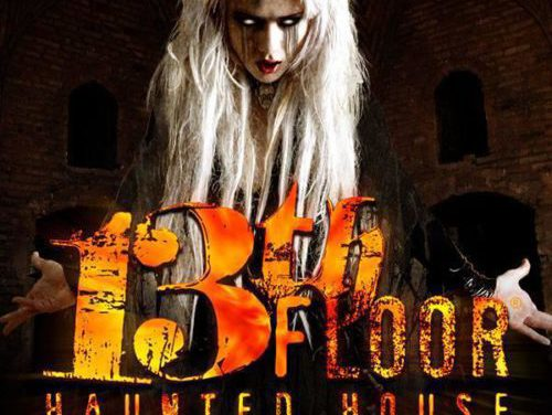 13th Floor Haunted House – Chicago