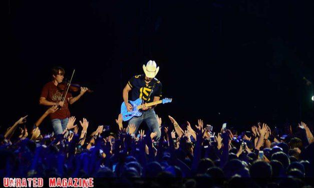 Brad Paisley-Weekend Warrior World Tour
