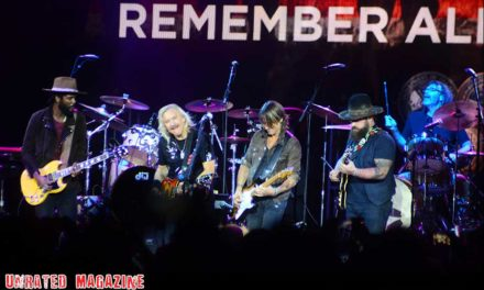Joe Walsh – First You have Farm Aid and now VetsAid