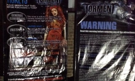 House of Torment – Chicago Watch Out for Demons, Zombies, Mad Men, and Clowns