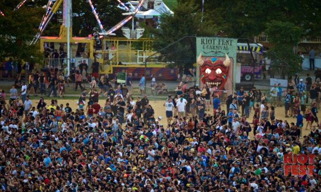 Riot Fest Chicago Music Festival 2017 Wrap-up – 100 Acts on 5 Stages