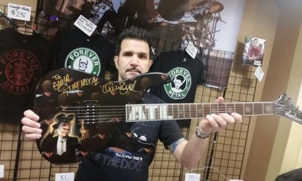 Anthrax's Charlie Benante to appear at Days of the Dead Chicago