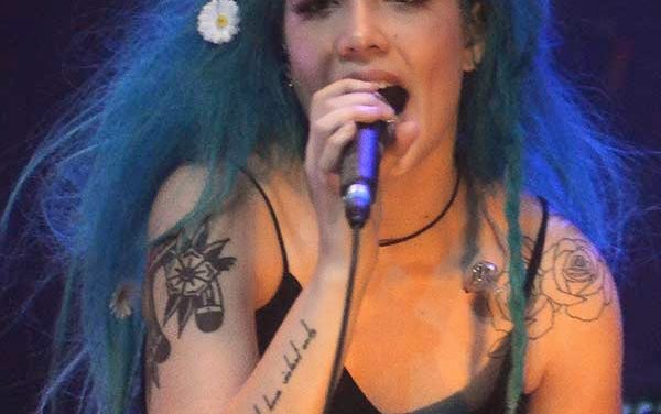 Halsey at The Allstate