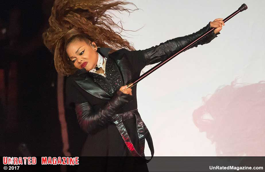 Janet Jackson's State of the World show Nostalgic, Revealing, Inspiring
