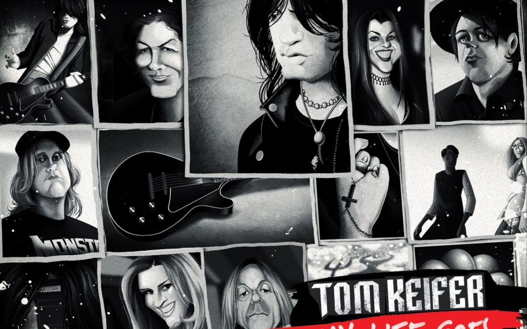 Tom Keifer – Deluxe Edition of The Way Life Goes (2017)