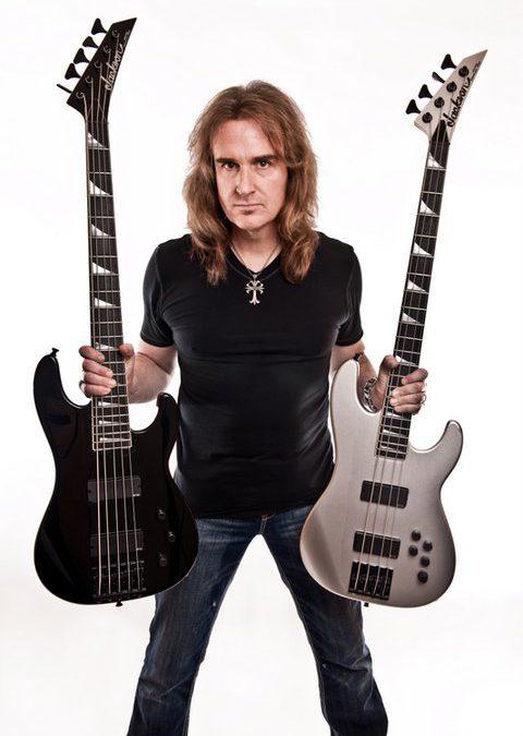 Coffee break with Megadeth's David Ellefson