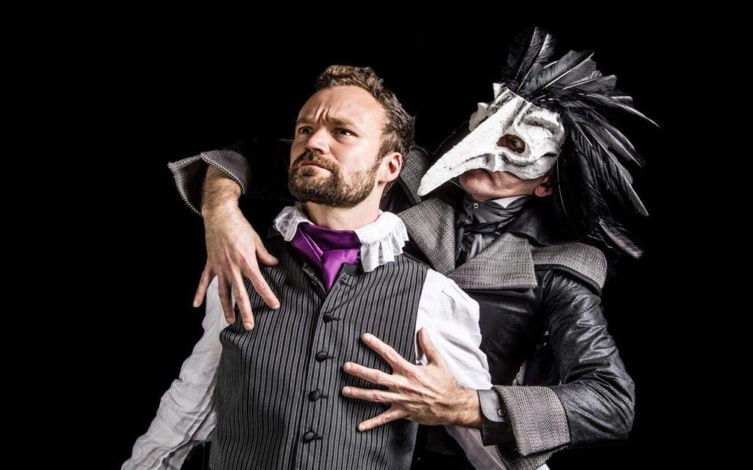 The Edge Theater Performance of Nevermore: The Musical