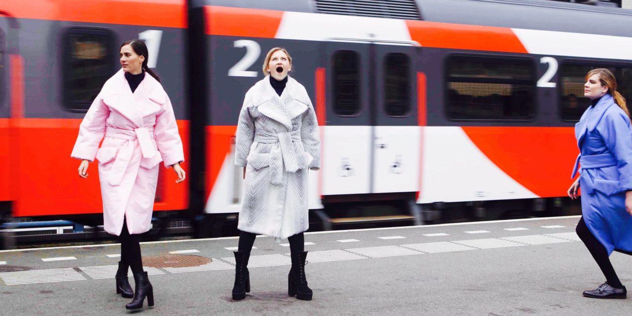 Snowapple Talks About Amsterdam