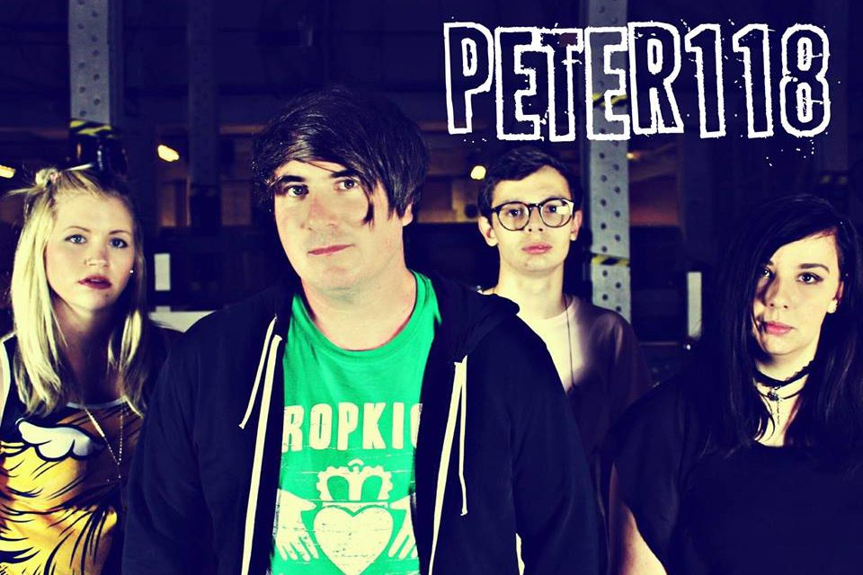 Peter118: Can A Christian Band Make It In The World of Punk Rock.