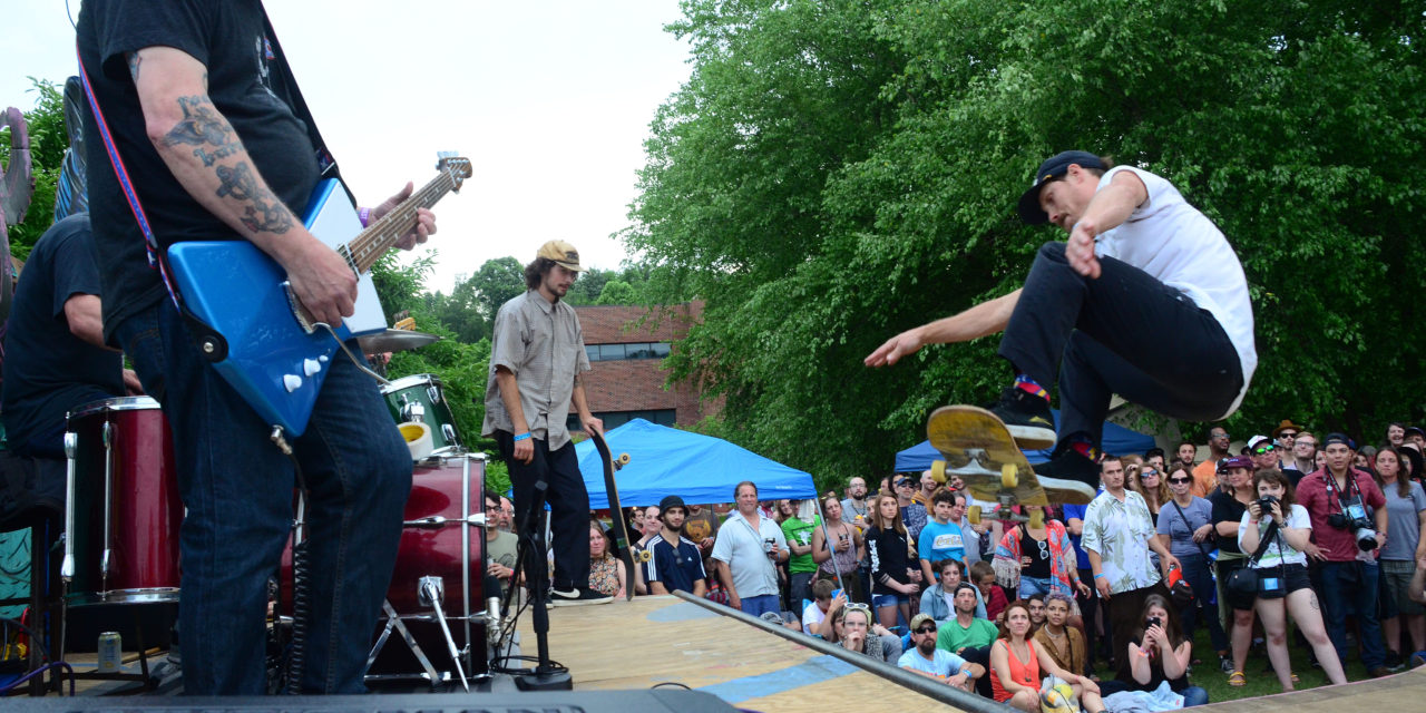 The D-Rays Enjoy Nelsonville | UnRated Music Magazine