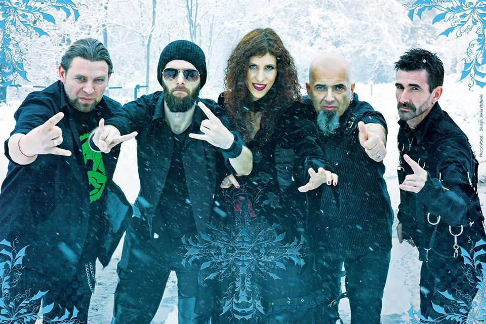 EVOLUCIJA: Not just a Swiss-Serbian Metal band   UnRated